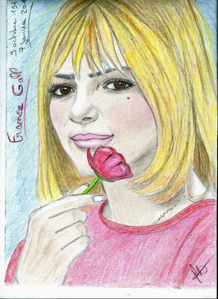 France Gall by isabella1988